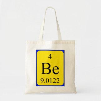 Bolso del elemento 4 - berilio bolsa tela barata