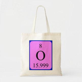 Bolso del elemento 8 - oxígeno bolsa de mano