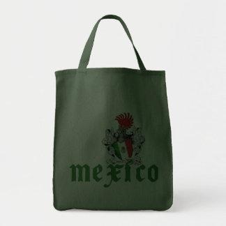 Bolso del escudo de México Bolsas De Mano