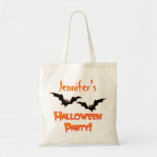 Bolso del favor de fiesta de Halloween Bolsas