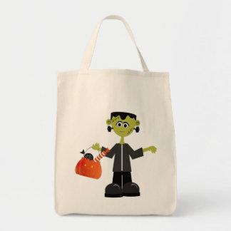 Bolso del feliz Halloween Bolsas De Mano