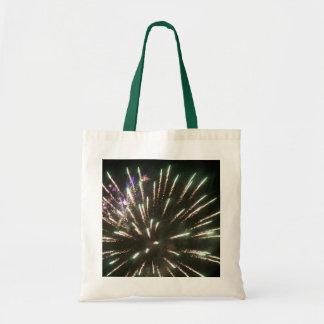 bolso del fuego artificial bolsa tela barata