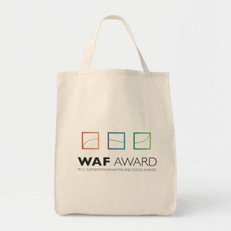 Bolso del funcionario del premio de WAF Bolsa Tela Para La Compra