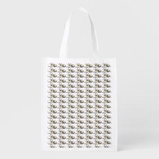 Bolso del gatito bolsa de la compra