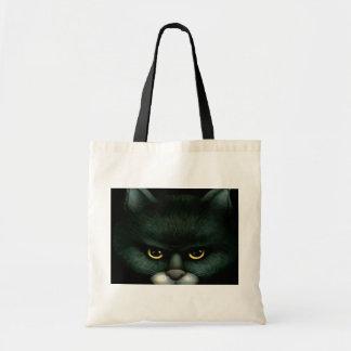 Bolso del gato negro bolsas