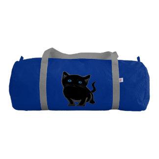 bolso del gato por el highsaltire bolsa de deporte