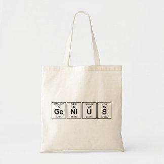 Bolso del genio bolsas de mano