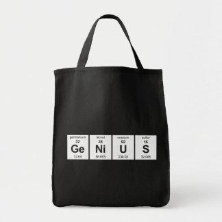 Bolso del genio bolsa tela para la compra