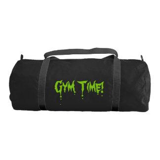 Bolso del gimnasio del tiempo del gimnasio bolsa de deporte