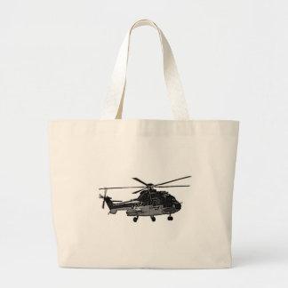 Bolso del helicóptero bolsa