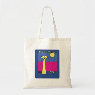 Bolso del hurón (un poco) bolsa