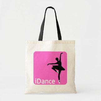 bolso del iDance (bailo) Bolsa Tela Barata