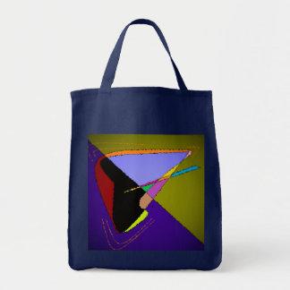 Bolso del instrumento del triángulo