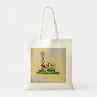 """Bolso del """"jardín de hadas"""" bolsa"""