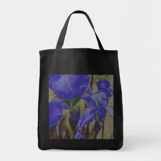 Bolso del jardín del iris bolsas de mano