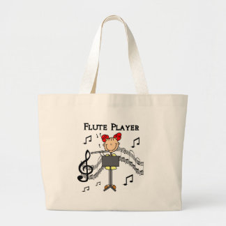 Bolso del jugador de flauta bolsa