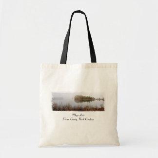 Bolso del lago mayo bolsa tela barata