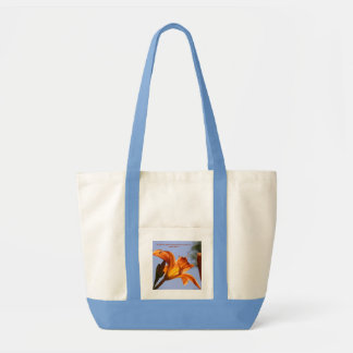 Bolso del lirio de día bolsa