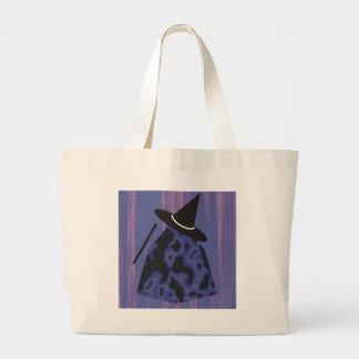 Bolso del mago de la brujería y de la magia bolsas de mano