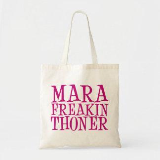 bolso del marafreakinthoner bolsa tela barata