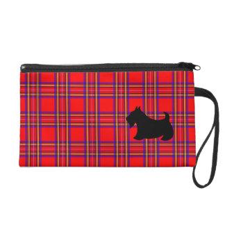 Bolso del mitón de Terrier del escocés
