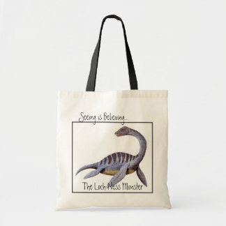 Bolso del monstruo de Loch Ness