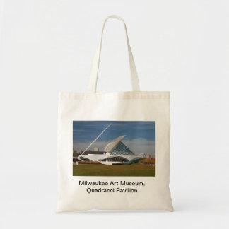 Bolso del museo de arte de Milwaukee Bolsa Tela Barata