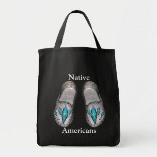 Bolso del nativo americano bolsa