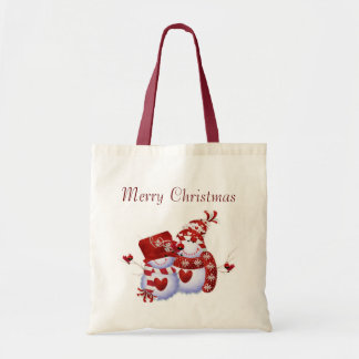 Bolso del navidad bolsas de mano