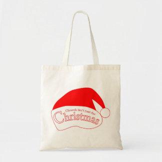 bolso del navidad de la novedad bolsa tela barata