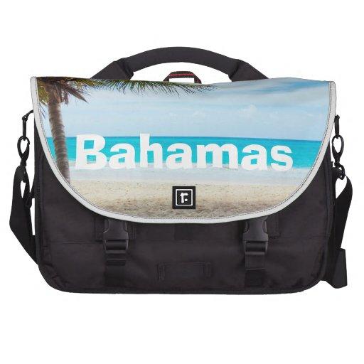 Bolso del ordenador de Bahamas Bolsas Para Ordenador