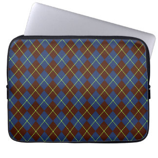 Bolso del ordenador portátil de Argyle Funda Portátil