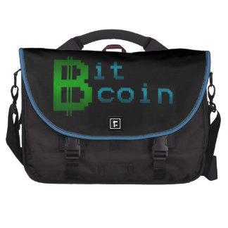 Bolso del ordenador portátil de Bitcoin Bolsas De Ordenador