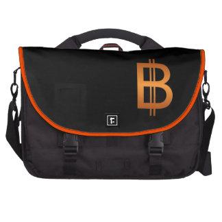 Bolso del ordenador portátil de Bitcoin Bolsas Para Portátil