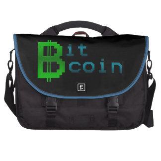 Bolso del ordenador portátil de Bitcoin Bolsas Para Portatil