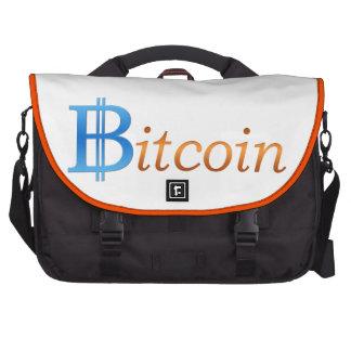 Bolso del ordenador portátil de Bitcoin Bolsas De Portatil