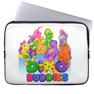 Bolso del ordenador portátil de Dino-Buddies™ - Manga Portátil