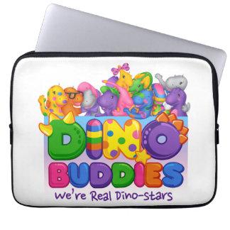 Bolso del ordenador portátil de Dino-Buddies™ - Fundas Ordendadores
