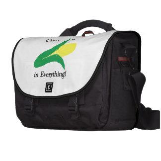 Bolso del ordenador portátil de la alergia del maí bolsas de ordenador
