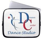 Bolso del ordenador portátil de la danza de DC Funda Computadora