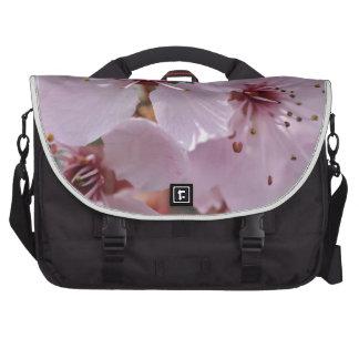 Bolso del ordenador portátil de la flor de cerezo bolsas para portátil