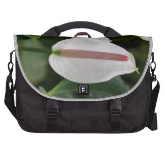 Bolso del ordenador portátil de la flor de flamenc bolsas para portatil