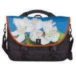 Bolso del ordenador portátil de los flores del árb bolsas de portátil