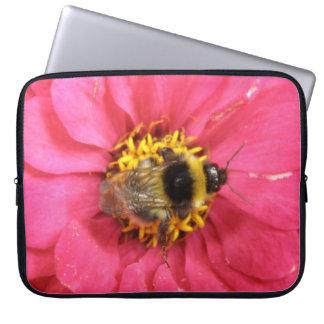 Bolso del ordenador portátil del abejorro funda portátil