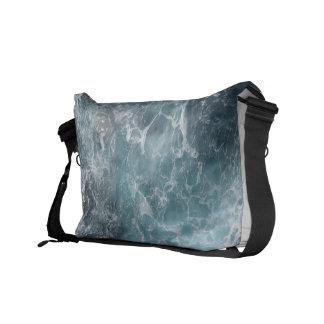 Bolso del ordenador portátil del agua bolsa de mensajería