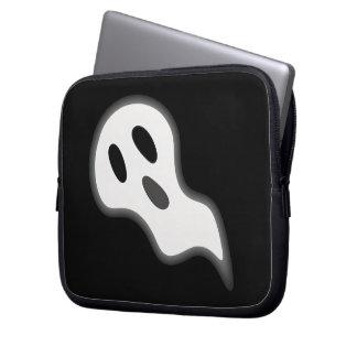 Bolso del ordenador portátil del fantasma de Hallo Funda Portátil