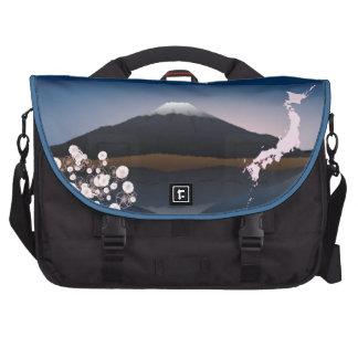 Bolso del ordenador portátil del viajero de Japón Bolsa De Ordenador