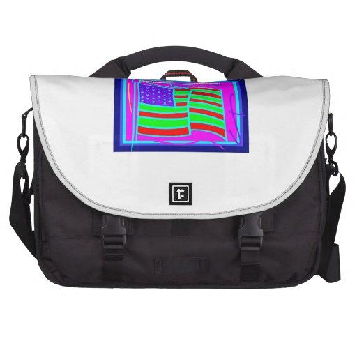 Bolso del ordenador portátil, mexicoamericanos bolsas para ordenador