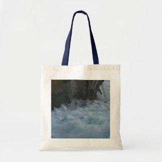 Bolso del paisaje marino bolsas