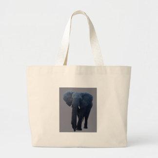 Bolso del paseo del elefante bolsas de mano